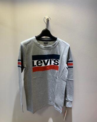 Levis t shirt mc logo hero colore bianco per ragazzo